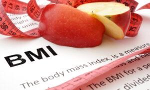 bmi body mass index problematisk med overvægt i den vestlige verden